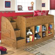 childrens loft bed with storage best toddler beds ideas on stairs