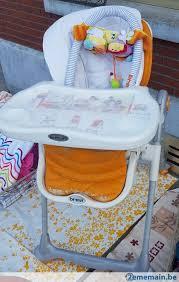 chaise haute brevi b chaise haute évolutive brevi b a vendre 2ememain be