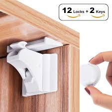magnetic cabinet locks no drill best rated in cabinet locks straps helpful customer reviews