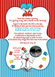 dr seuss baby shower invitations dr seuss baby shower invitations for dr seuss baby