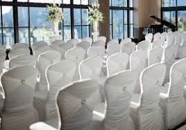 white chair covers white chair covers wedding tbrb info