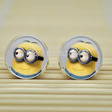 minion earrings post motherboard picture more detailed picture about 10pair