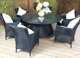 Rattan Patio Dining Set Wicker Outdoor Dining Sets Black Wicker Outdoor Furniture Wicker