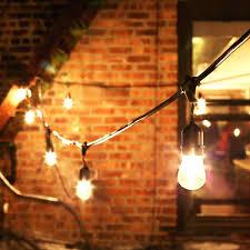 costco led string lights portfolio 24 ft 12 light white led