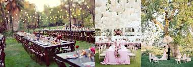 wonderful garden wedding decoration lawn latest photos for best