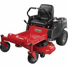 2014 craftsman 42 inch model 20411 zero turn riding mower review