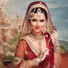 Bridal Makeup Sets Indian Bridal Jewellery Set Collection 2014 2015 Piękne Sari I