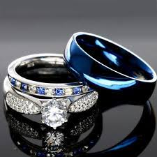 cheap wedding ring sets for him and engagement wedding ring sets ebay