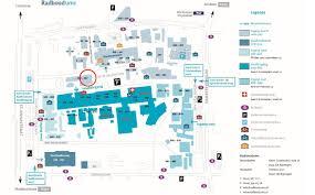 Ryanair Route Map by Symposium On The Microbiome Radboudumc