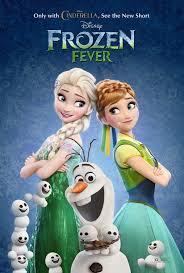 silver screen review u2014 u201cfrozen fever u201d blakeonline com