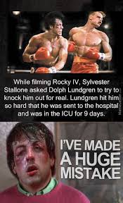 Rocky Meme - acting memes best collection of funny acting pictures