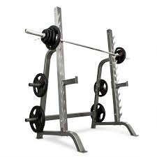Squat Rack And Bench Press Combo Squat Racks And Squat Stands At Powerhouse Fitness
