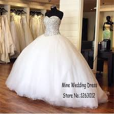princess ball gown wedding dresses with bling popular wedding