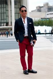 What Goes Well With Blue Grey Fox Coloured Trousers Gentlemen Let U0027s Brighten Up For
