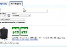 100 united airline baggage fee bad news united basic