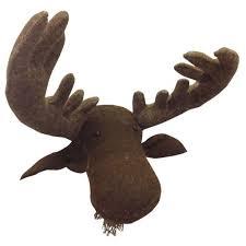 Moose Head Decor Room Decor Bellaboo