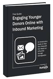 free guide engaging younger donors online with inbound marketing