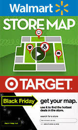 in store target black friday walmart u0026 target store maps now live