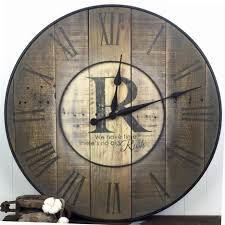 clock oversized wall clocks target clocks
