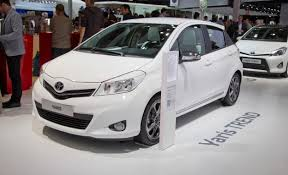 2012 toyota yaris reviews toyota introduces trendy yaris trend special edition for europe