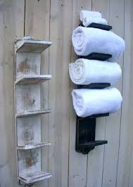 Shelves For Towels In Bathrooms Towel Shelves Towel Rack Above Toilet Proportionfit Info