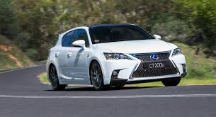 lexus ct200 2018 ct200h f sport car release and price 2018 2019