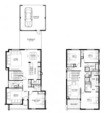 4 Bedroom Two Storey House Plans 4 Bedroom Double Story House Plan House Plan Ideas House Plan