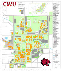 Washington State University Campus Map by Wildcats