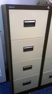 Silverline Filing Cabinet 4 Drawer Filing Cabinets In Haverfordwest Pembrokeshire Gumtree