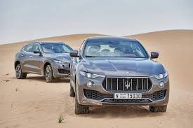 maserati dubai maserati ceo sees future with second suv cold on autonomous