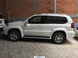 lexus white pearl lexus gx 470 2004 white pearl full option new arrival in phnom