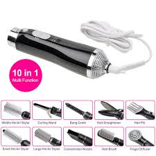 Hair Dryer Volume 10 in 1 multifunctional professional styling electric hair dryer
