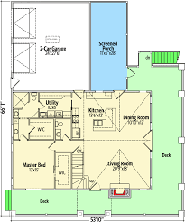 What Is Wic In Floor Plan 2 Bedroom Getaway With Expansive Views 77627fb Architectural