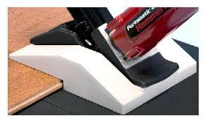 porta nails wide profile floor shoe prefinished 47090