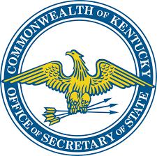 Kentucky Flags Secretary Of State Seals
