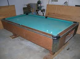 antique shuffleboard table for sale vintage american shuffleboard pool table new jersey usa ebay