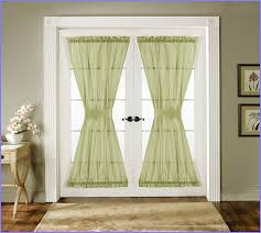 Patio Door Curtain Panel Kitchen Patio Door Curtains Home Design Ideas
