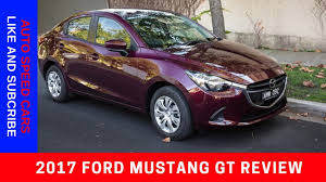 mazda maker 2017 mazda 2 neo sedan review youtube