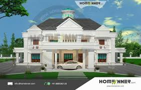 6 Bedroom House by 6316 Sq Ft 6 Bedroom 2 Story Colonial House Plan