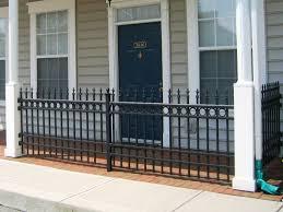 decorative metal fences and gates buildipedia