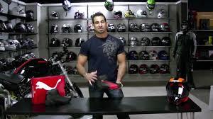 sport bike boots puma flat v2 boot review at revzilla com youtube