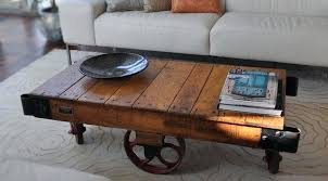 rustic coffee table with wheels rustic end table ideas rustic wood coffee tables home rustic coffee