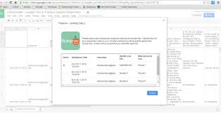 Google Spreadsheets Help Help With Google Forms W Flubaroo Sms Media Resource Center