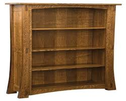 Solid Wood Bookcase Solid Wood Bookcases Mission Style Bookcase Plans Mission