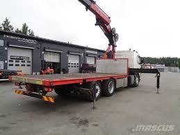 volvo light trucks used volvo fm 340 6x2 4 hmf 3000k6 10 crane trucks year 2008