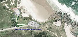 Scc Map Te Arai Scc Campground