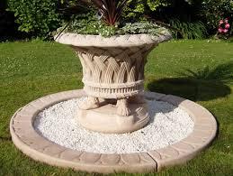 garden urns home outdoor decoration