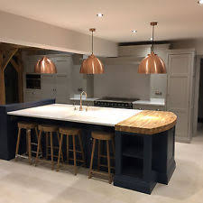 bespoke kitchen islands handmade kitchen islands carts with chopping board ebay
