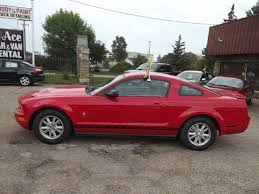 07 mustang gt cs 2007 ford mustang for sale carsforsale com