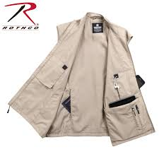 Undercover 12 pocket discreet tactical travel vest